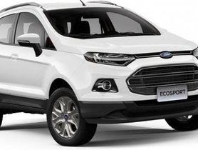 2013 Ford EcoSport 1.5 Diesel Titanium MT for sale at low price