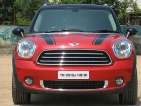 Used Mini Cooper 5 DOOR Cooper D AT car at low price