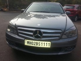 Used 2010 Mercedes Benz C-Class  C250 Avantgarde AT for sale