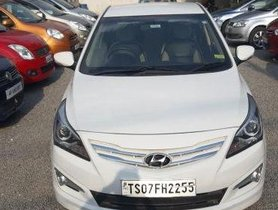 2016 Hyundai Verna for sale at low price