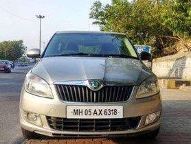 Used Skoda Fabia car at low price