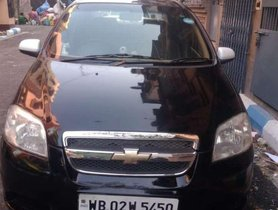 Used Chevrolet Aveo car at low price