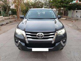 Toyota Fortuner 2.8 4X2 AT, 2018, Diesel for sale