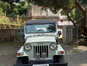 2010 Mahindra Jeep for sale