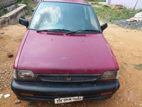 2000 Maruti Suzuki 800 for sale