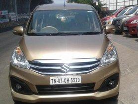 Maruti Suzuki Ertiga VXI MT 2016 for sale
