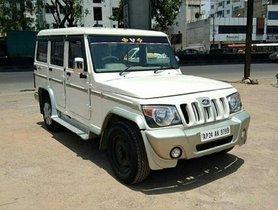 Mahindra Bolero SLX MT 2011 for sale