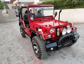 Mahindra Jeep 2019, Diesel for sale