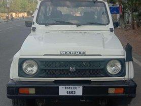 Used 2009 Maruti Suzuki Gypsy for sale