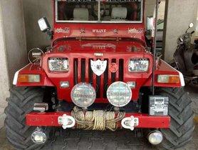 Mahindra Jeep 2001 for sale
