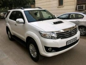 Toyota Fortuner  4x2 Manual MT 2014 for sale