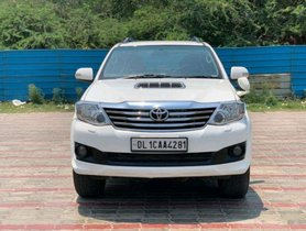 Toyota Fortuner 4x2 AT TRD Sportivo for sale