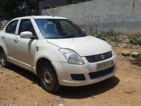 Used Maruti Suzuki Dzire LDI MT car at low price