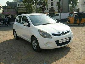 Used Hyundai i20 Sportz Petrol MT car at low price