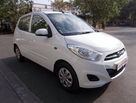 Used Hyundai i10 Sportz AT car at low price
