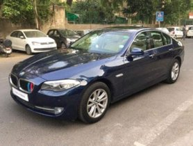 Used 2011 BMW 5 Series AT 2003-2012 for sale
