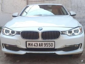 Used BMW 3 Series 320d Luxury Line Plus AT car at low price