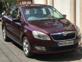 Used Skoda Rapid 1.6 TDI Elegance MT car at low price