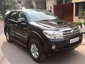2011 Toyota Fortuner 3.0 Diesel MT for sale at low price