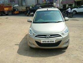 Hyundai i10 Asta Sunroof AT 2011 for sale