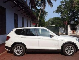 Used BMW X3 xDrive 20d xLine 2012 for sale