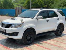 2015 Toyota Fortuner 4x2 AT TRD Sportivo for sale at low price