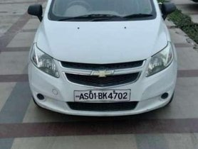 Used Chevrolet Sail Hatchback car at low price