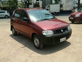 Good as new Maruti Alto LXi MT for sale