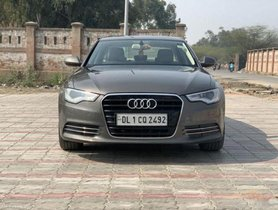 Used Audi A6 AT 2011-2015 car at low price