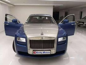 Used Rolls Royce Ghost car 2010 for sale  at low price
