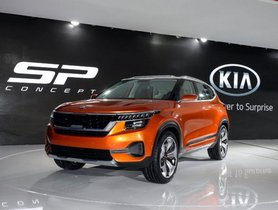 Kia Subcompact SUV To Share Some Features With Hyundai Venue