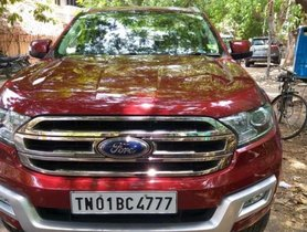 Used Ford Endeavour car at low price