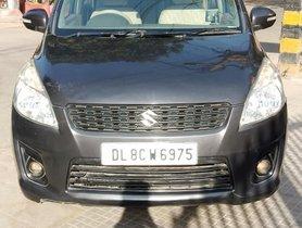 Used 2012 Maruti Suzuki Ertiga VDI Diesel Manual low price