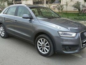 2013 Audi Q3 AT for sale