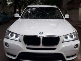 2013 BMW X3 xDrive20d AT for sale