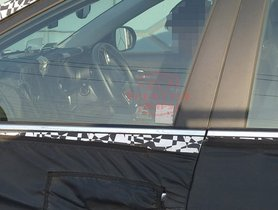 Kia SP2i To Get Head-up Display, Confirmed By Spy Shot
