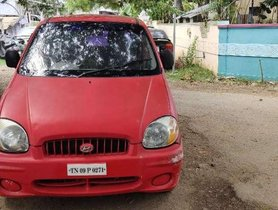 2000 Hyundai Santro for sale at low price