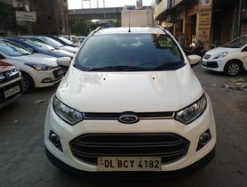 Used 2016 Ford EcoSport Titanium MT Diesel for sale in New Delhi