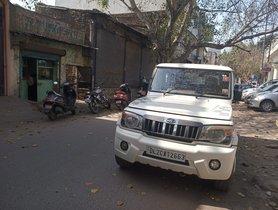 Used 2014 Mahindra Bolero ZLX Diesel MT in New Delhi