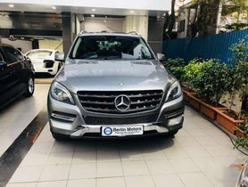 Mercedes Benz M Class 2013 AT for sale
