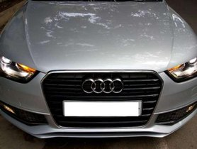 Audi A4 1.8 T Multitronic 2014 AT for sale