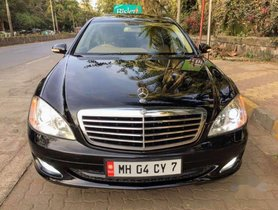 Used Mercedes Benz S Class car at low price