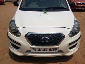 Used Datsun GO Plus car 2016 MT for sale at low price