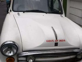 Used Hindustan Motors Ambassador car 2009 MT for sale at low price