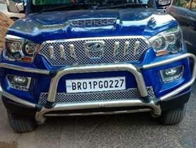 Used Mahindra Scorpio car 2014 MT for sale at low price