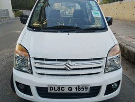 Used 2007 Maruti Suzuki Wagon R VXI CNG Petrol for sale at low price