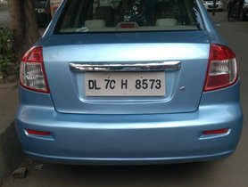 2010 Maruti Suzuki SX4  ZXI Petrol Manual for sale at low price