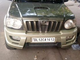 2011 Mahindra Scorpio SLE MT Diesel for sale in New Delhi