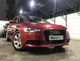 Used 2014 Audi A6 AT 2011-2015 for sale
