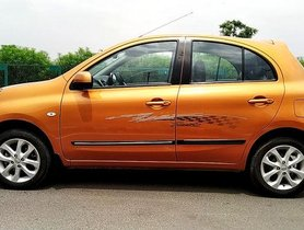 Nissan Micra XV CVT AT for sale